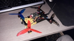 Mini Bee sub 250g drone with Mamba F405 part 1/2