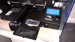 Ender 3 - 3D printer - tool tidy mod